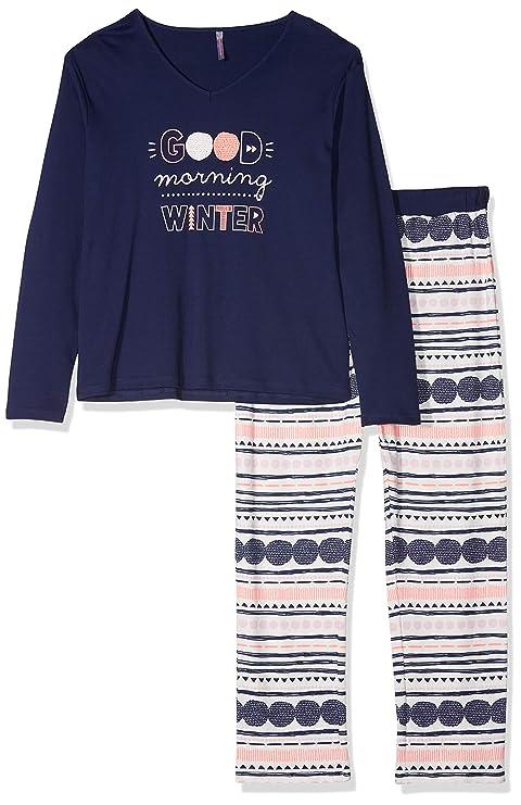 twi Pigiama pykgt Amazon it Af Abbigliamento Brown Donna Melissa 4wCtqfEn