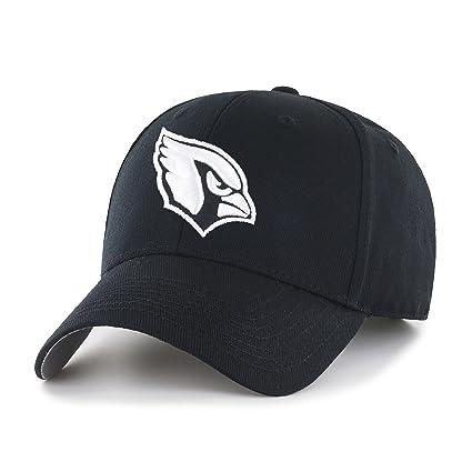 Amazon.com   OTS NFL Arizona Cardinals All-Star Adjustable Hat ... c169c36a22af0