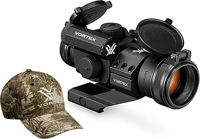 Best Red Dot Sight: Vortex Optics Strikefire II Red Dot Sight