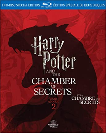 FB2 MC//2-Disc Special Edition//BIL//BD Blu-ray Harry Potter /& the Order of the Phoenix