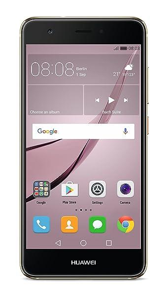 Huawei Nova Smartphone Sbloccato 4 G (Schermo: 5 Pollici - 32 GB ...