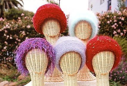 Amazon Adult Big Hat Ann Norling Knitting Pattern 18 Quick
