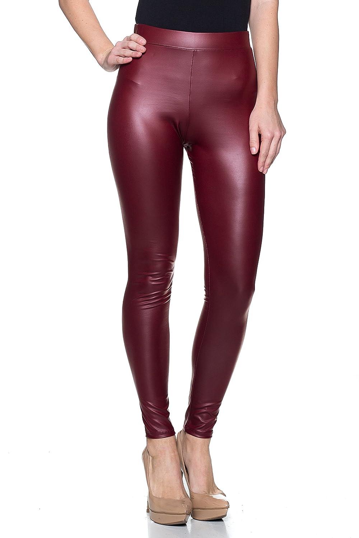 Women's J2 Love Faux Leather Legging 1709parent