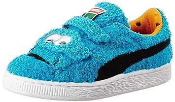 Basket Mode Puma Sesame Street Chaussures Enfant Sneakers UqMGSVzp