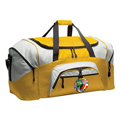 good World Cup Fan Duffle Bag Large Soccer Gym Bags - shop ... c10da8d8b0848