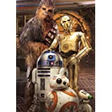 Star Wars - Chewbacca and The Droids - 300 Large Piece Jigsaw Puzzle