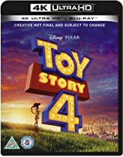 Toy Story 4 4K UHD Blu-ray