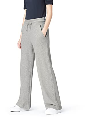 8516c7b2cca FIND Women s Trouser in Jersey with Wide-Leg Cut