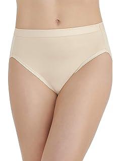 8814264a445f Vanity Fair Women's Plus Size Seamless Strata Hi Cut Panty at Amazon ...