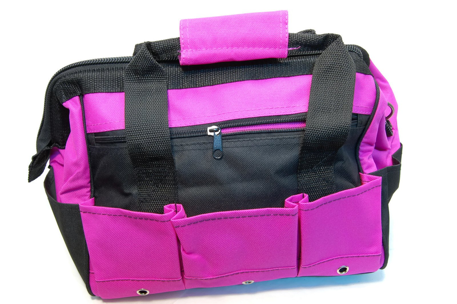 IIT 88475 Pink Ladies12'' Tool Bag & Project Decorating Case