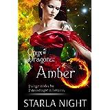 Onyx Dragons: Amber (7 Virgin Brides for 7 Weredragon Billionaires Book 4)