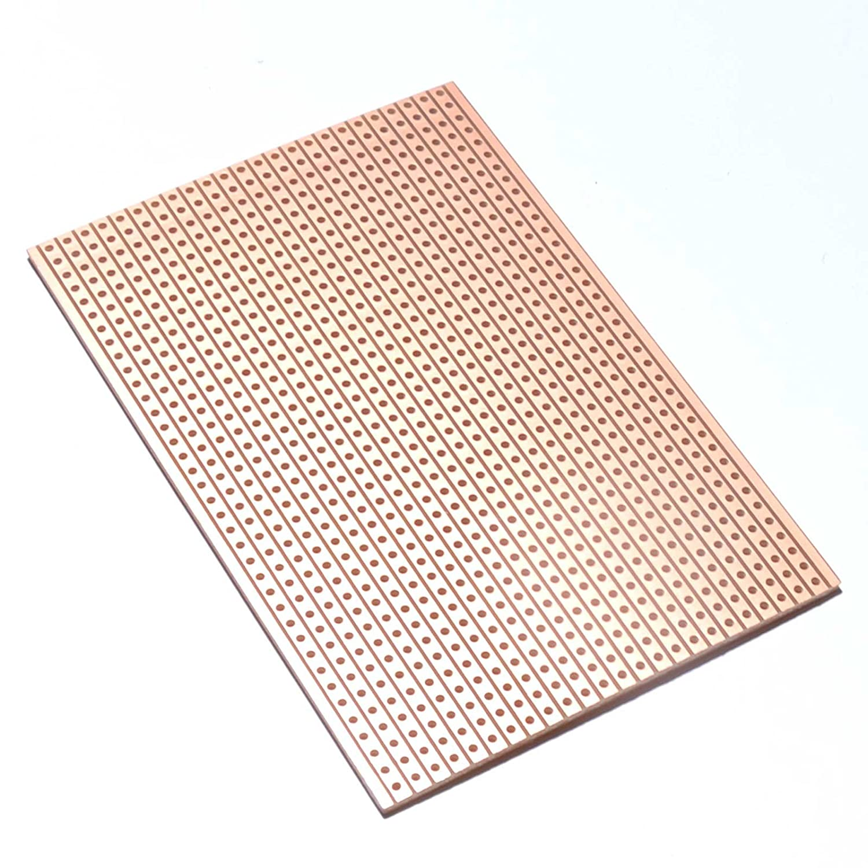 copper strip prototyping veroboard 64x95mmcopper strip prototyping veroboard 64x95mm amazon co uk computers \u0026 accessories