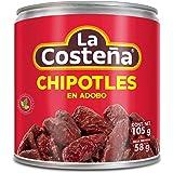 la Costeña, la Costeña Chile Chipotle 105 Gr, 105 gramos