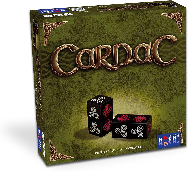 Huch & Friends 878 427 - Juego de Mesa Carnac: Venturini, Emiliano: Amazon.es: Juguetes y juegos