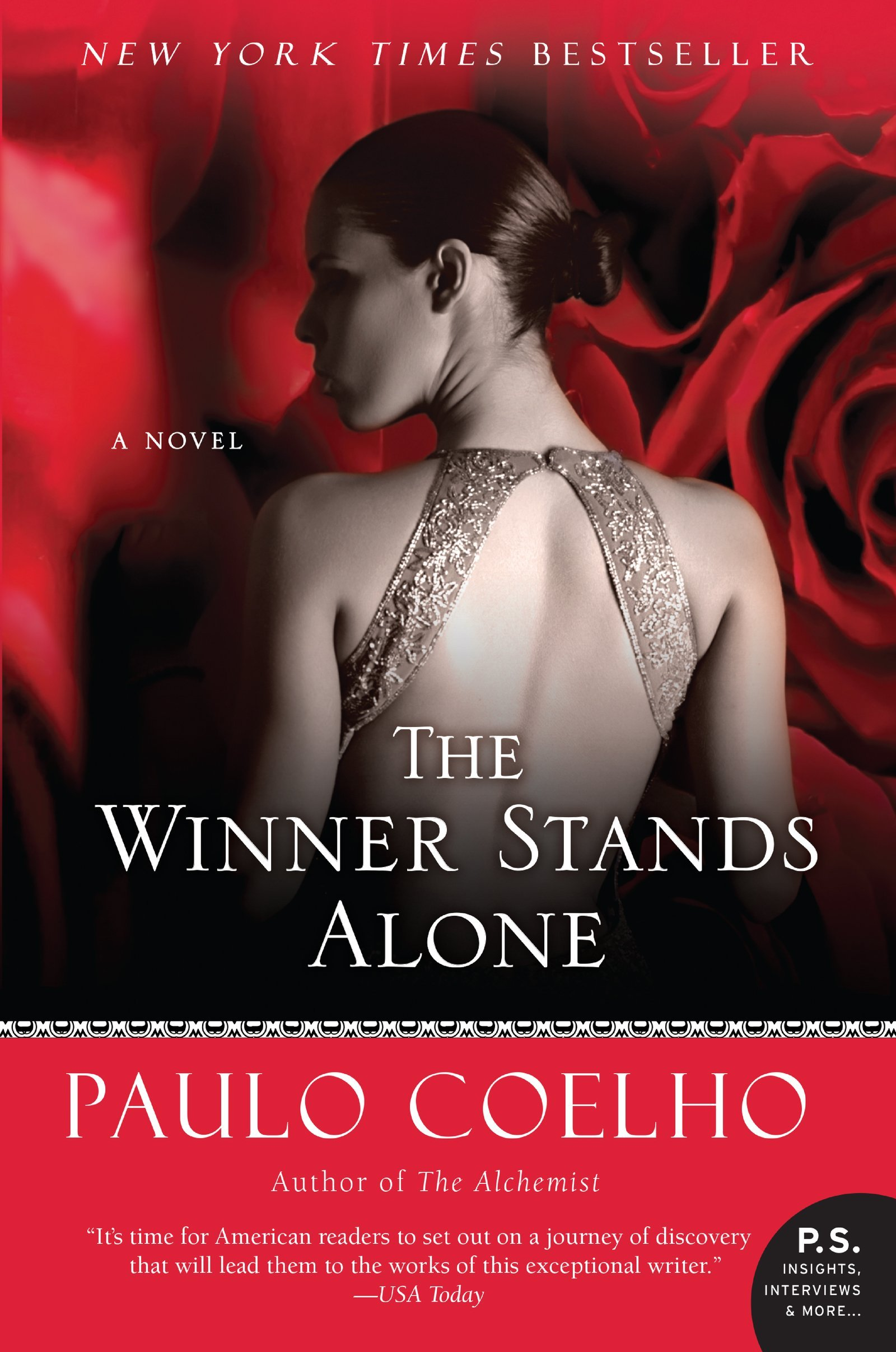 com the winner stands alone a novel p s  com the winner stands alone a novel p s 9780061750526 paulo coelho books