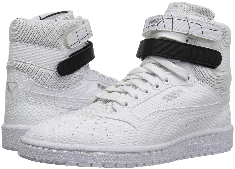 Amazon.com | PUMA Women's Sky II Hi SF Texture Wn's Basketball Shoe |  Basketball