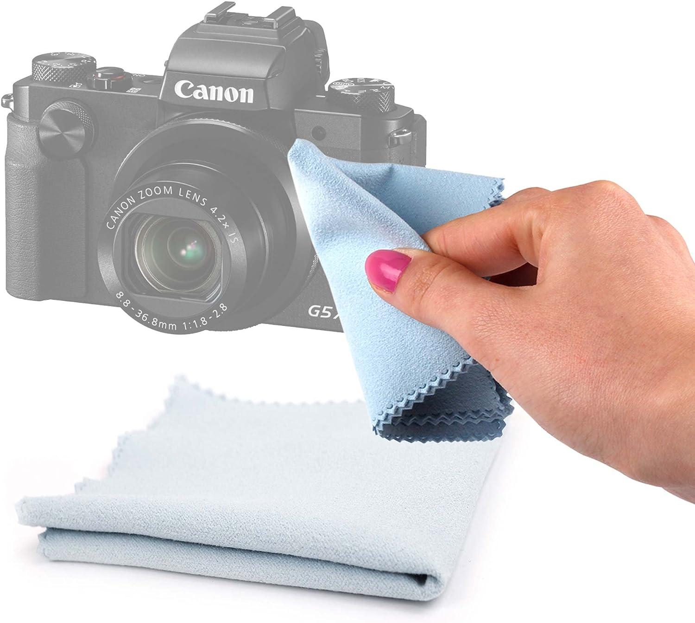 DURAGADGET Kit para Limpiar La Pantalla De Cámara Sony DSC-H300 ...