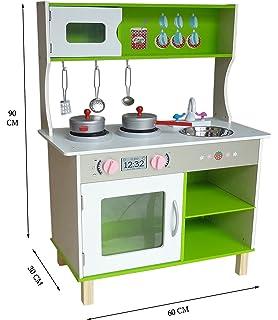 Kiddi Style Large Modern Wooden Kitchen U0026 Accessories