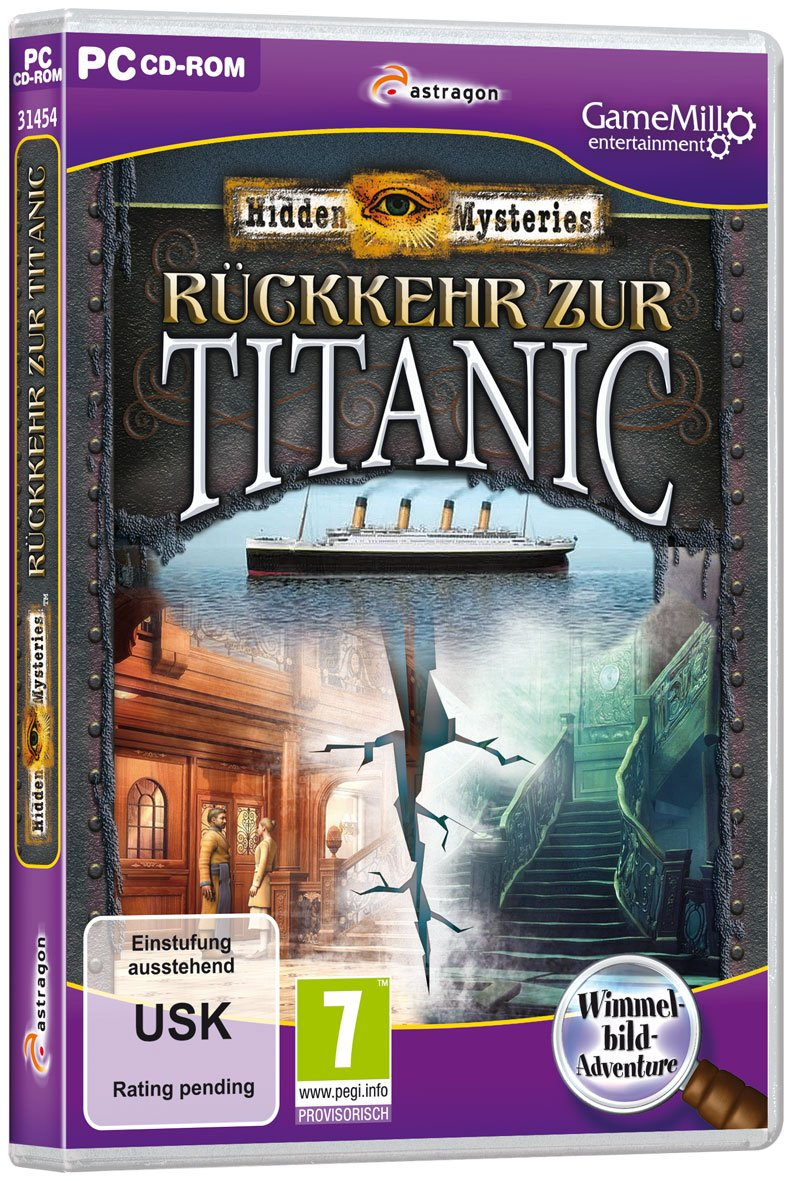 Hidden Mysteries: Rückkehr zur Titanic: PC: Amazon.de: Games