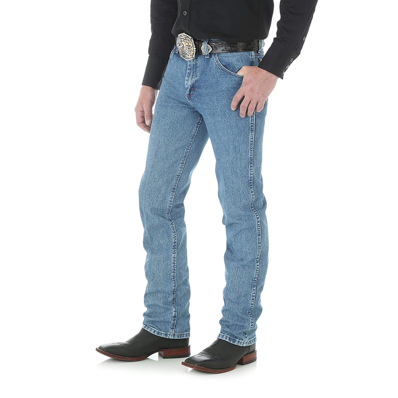 dd6af52795c Wrangler Men s Premium Performance Cowboy-Cut Jean  Amazon.co.uk  Clothing