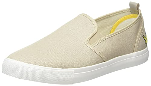 Mens Mackie Trainers Lyle & Scott