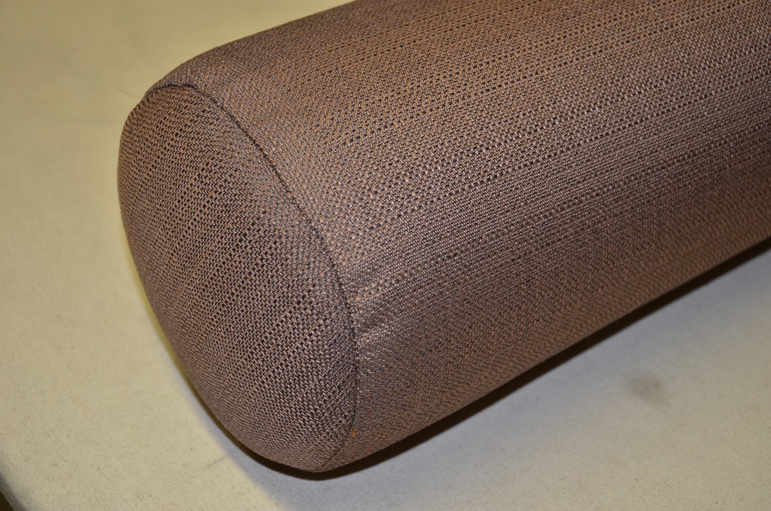 Amazon.com: Round Bolster Pillow Cover and Insert 20: Home
