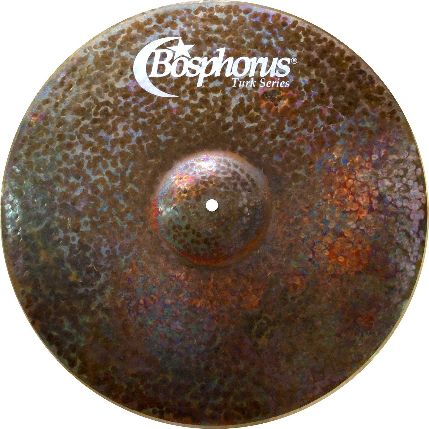 Bosphorus Cymbals K22RM 22-Inch Turk Series Ride Cymbal