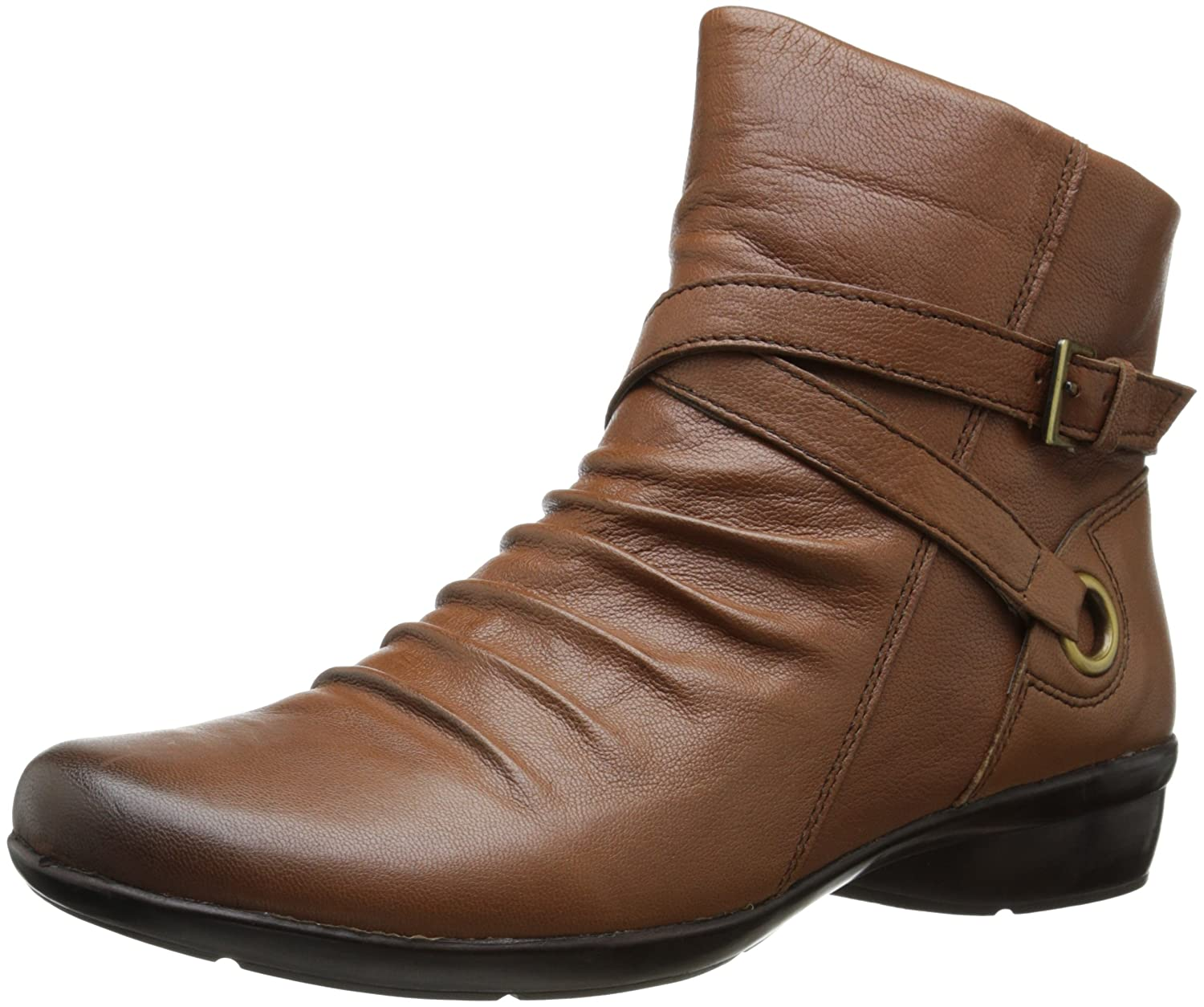 Naturalizer Women's Cycle Boot B00J07S9KW 8.5 B(M) US|Bridal Brown