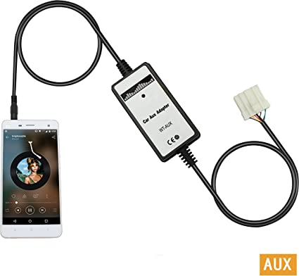 Retrofit agregar en USB Reproductor De Cd Para Honda CR-V Civic
