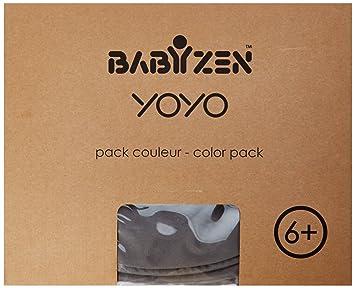 Amazon.com: BabyZen YOYO 6+ Color Pack   Grey: Baby
