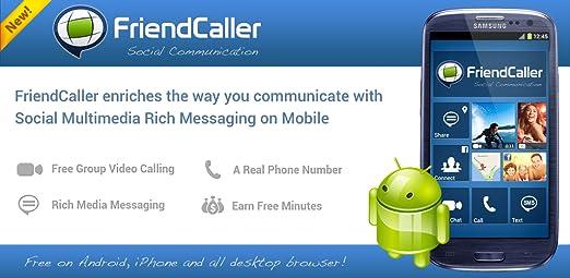FriendCaller Video Chat