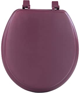 Wondrous Bath Bliss Extra Soft Standard Round Toilet Seat Pink 16 5 Caraccident5 Cool Chair Designs And Ideas Caraccident5Info