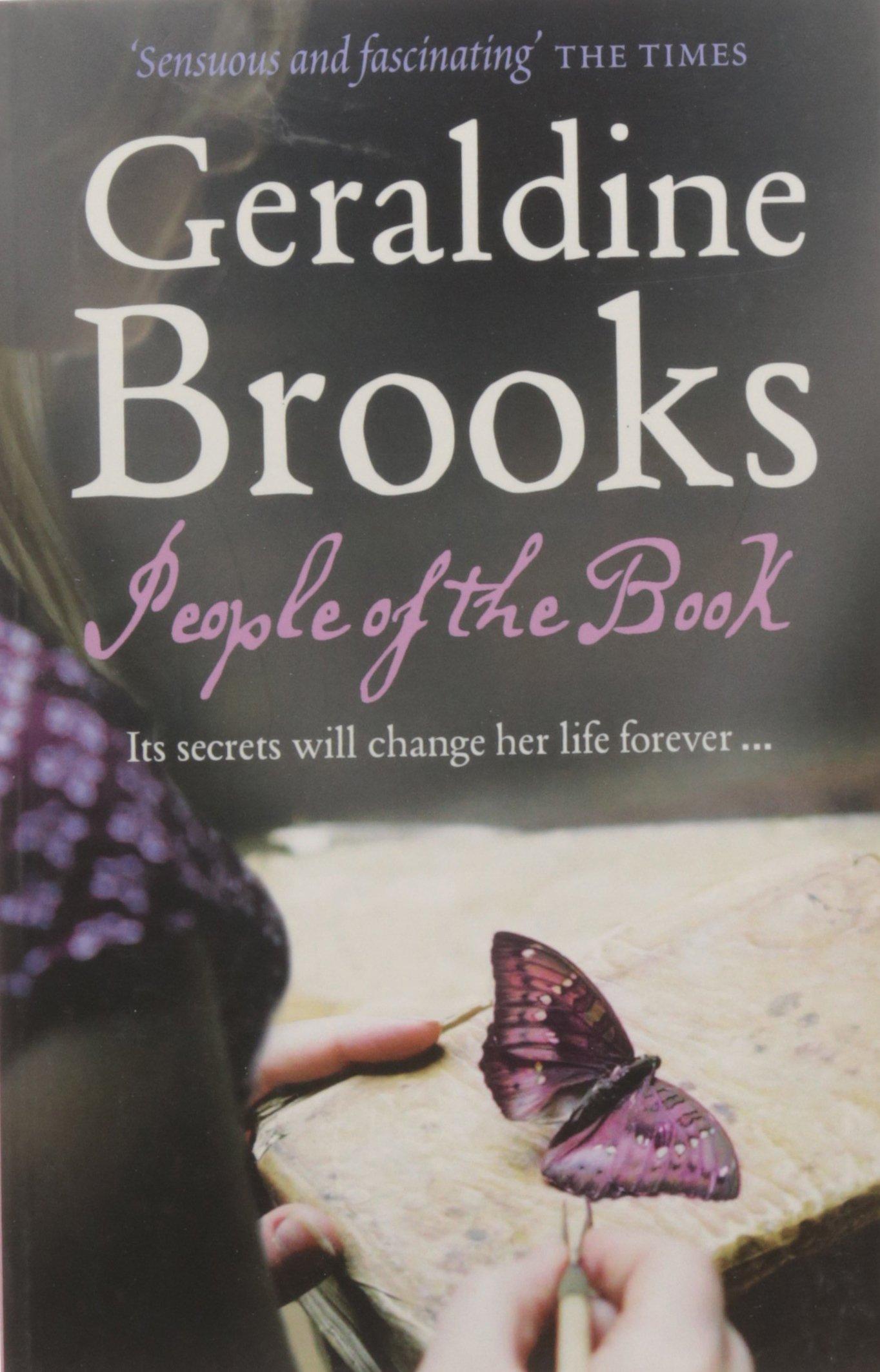 People Of The Book: Amazon: Geraldine Brooks: 9780007177424: Books