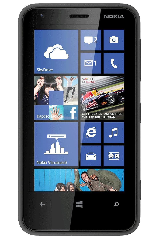 Amazon.com: Nokia Lumia 620 Black Factory Unlocked Smartphone ...
