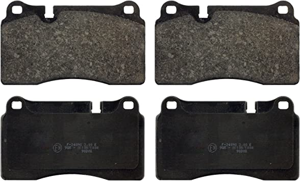 23360 Genuine OE Quality Febi Front Brake Pad Wear Warning Contact
