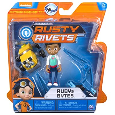 RUSTY RIVETS - Ruby and Bytes: Toys & Games [5Bkhe1901428]