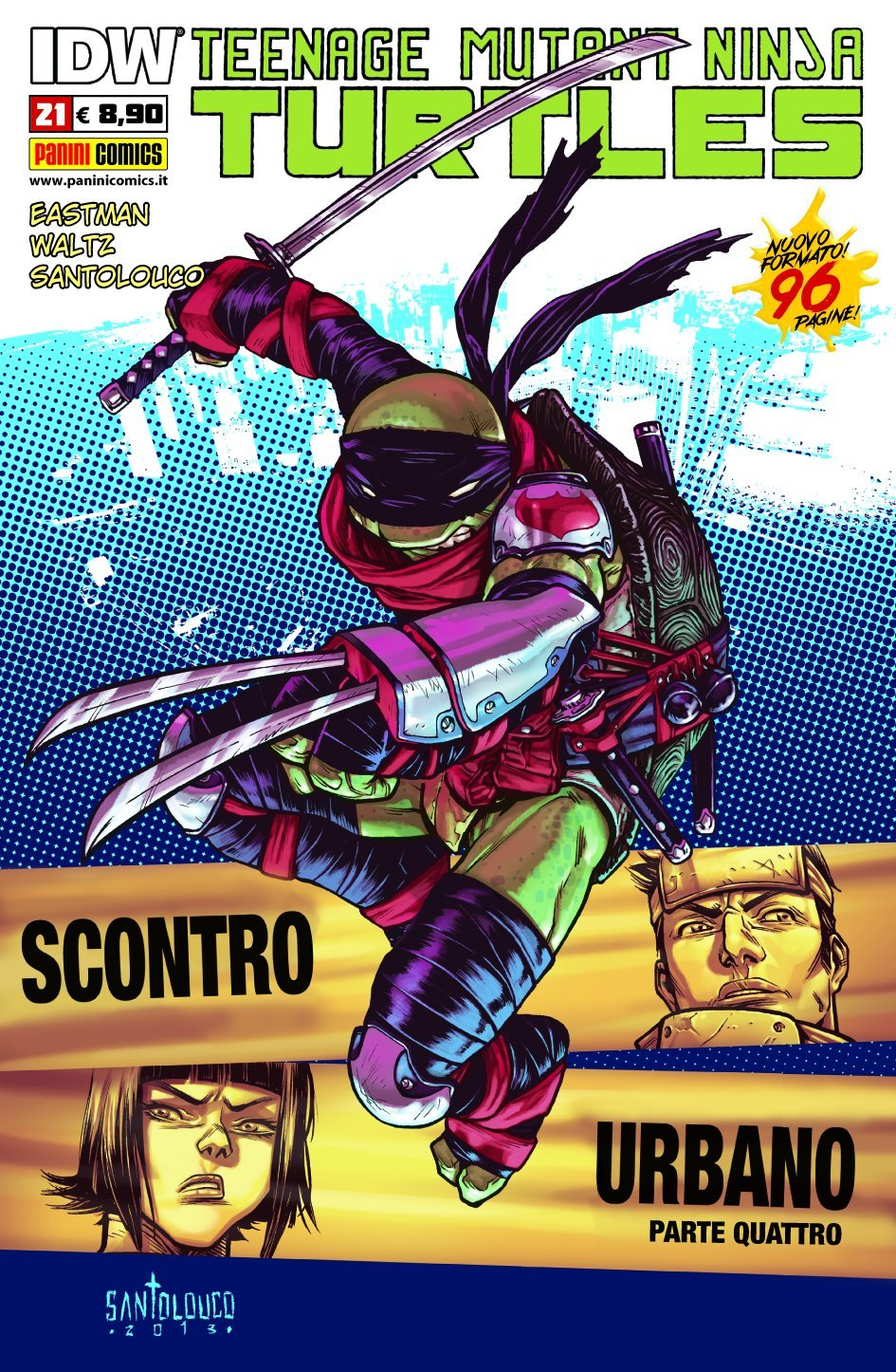 Teenage Mutant Ninja Turtles 21: Amazon.es: AA.VV.: Libros ...