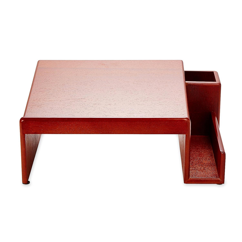 amazoncom  rolodex wood tones mahogany phone stand (  - amazoncom  rolodex wood tones mahogany phone stand ()  telephonestands  office products