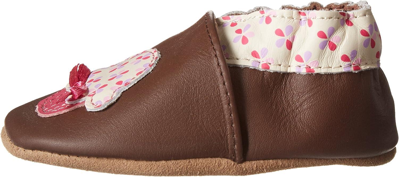 Robeez Cupcake Crib Shoe Infant//Toddler
