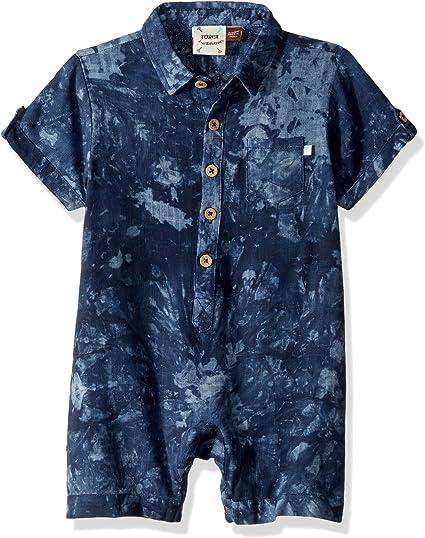 Amazon.com: Fore. Axel & Hudson Boys azul marino Tie Dye ...