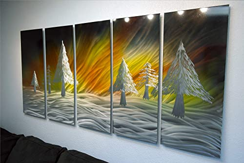 Miles Shay Metal Wall Art