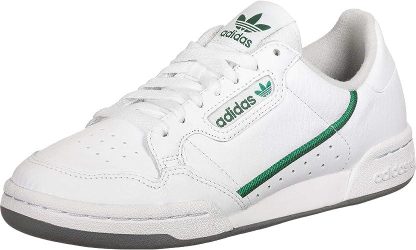 adidas originals continental 80 vert homme