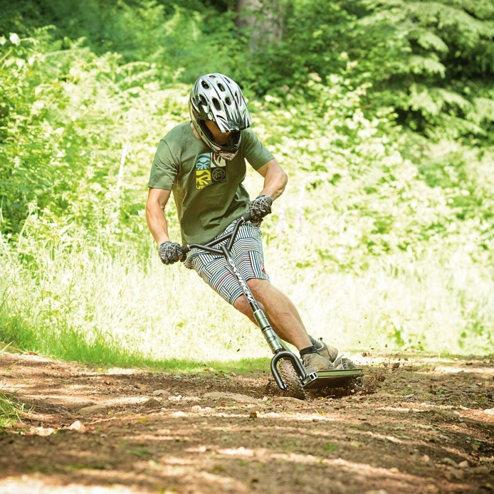 Osprey Dirt Trottinette Gris Acier TY5299