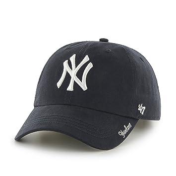 MLB New York Yankees Women s  47 Miata Clean Up Adjustable Hat 35a944d55