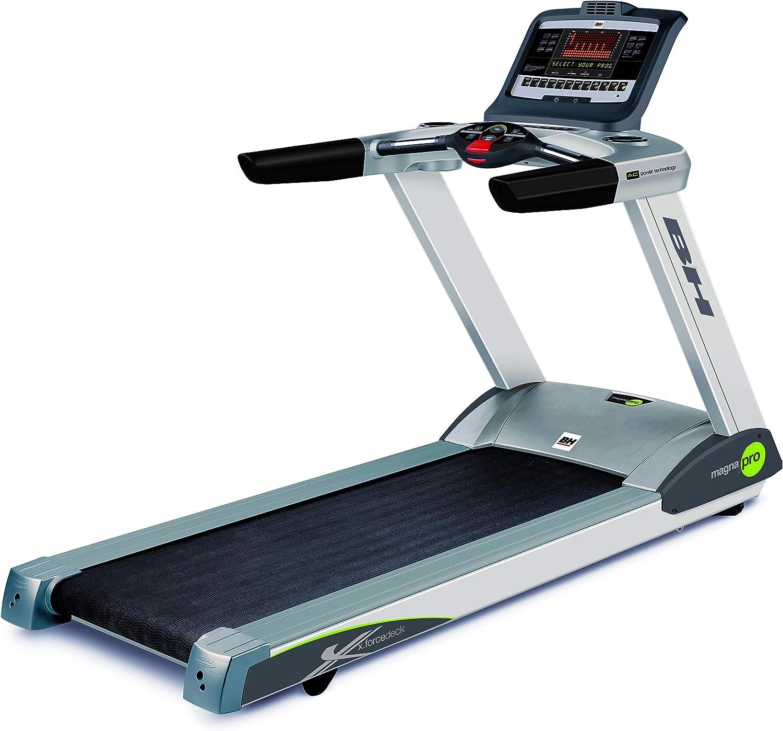 BH Fitness, G6508D, Cinta de Correr Magna PRO: Amazon.es: Deportes ...