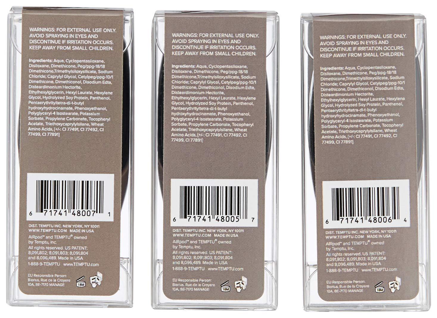 Temptu Air Barber Easy Kit, Brown/Black; Dark Brown; Medium Brown by Temptu (Image #8)