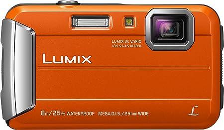 Panasonic Lumix DMC-FT30EG-D - Cámara compacta de 16.6 MP (Pantalla de 2.7
