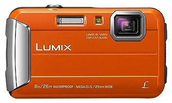 Panasonic Lumix DMC-FT30EG-D - Cámara compacta de 16.6 MP (Pantalla ... a0c09ed1986