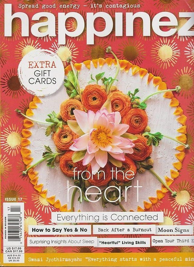 Beste Amazon.com : happinez Magazine Issue #11, SHINE YOUR LIGHT YW-26