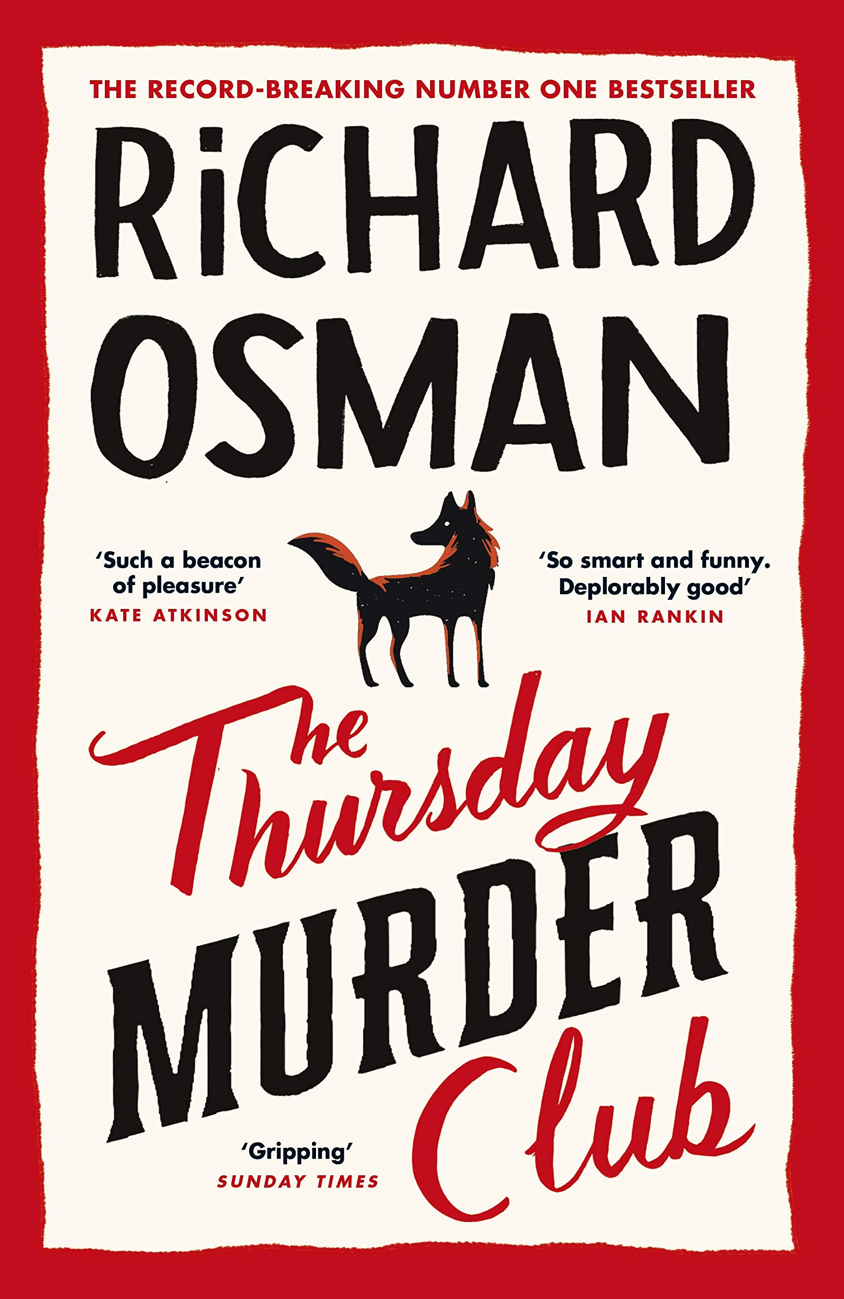 The Thursday Murder Club: The Record-Breaking Sunday Times Number One  Bestseller: Amazon.co.uk: Osman, Richard: 9780241425442: Books